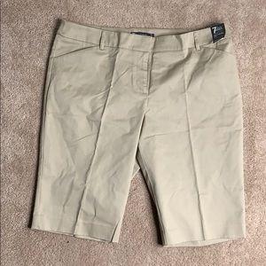 New York and Company Bermuda Shorts